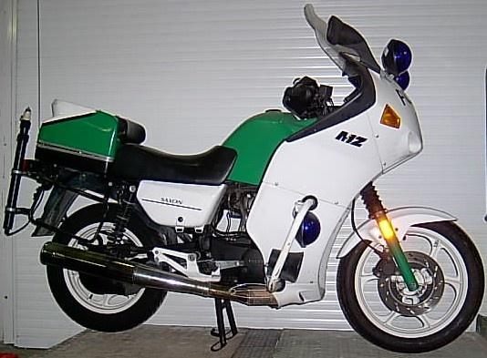 1996 Mz Etz 150