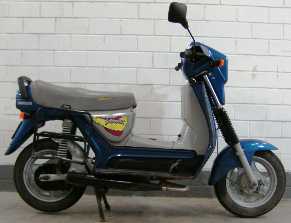 moped simson sr 50 gamma fahrzeugmuseum sta furt. Black Bedroom Furniture Sets. Home Design Ideas