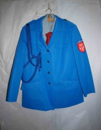 Uniform des GST Musikkorps, DDR