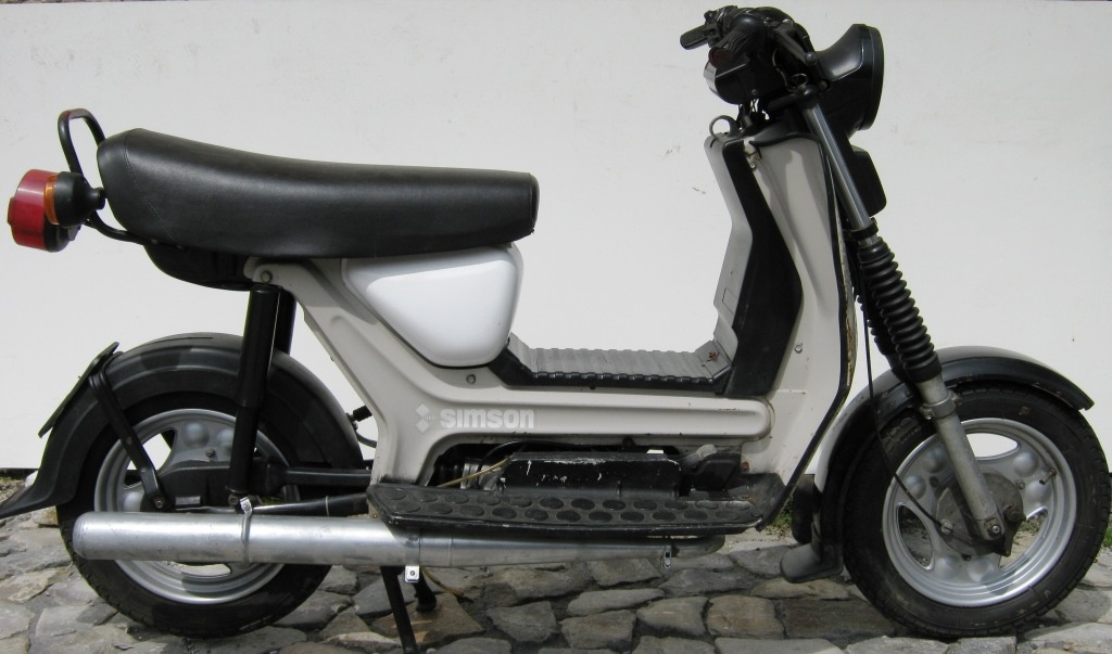 resource simson moped sr 50 b1 3 in grauer farbe. Black Bedroom Furniture Sets. Home Design Ideas
