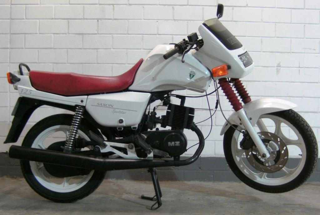 fahrzeugmuseum sta furt motorrad mz etz 125 sportstar. Black Bedroom Furniture Sets. Home Design Ideas
