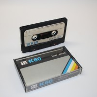 Kassette ORWO K 60 low noise