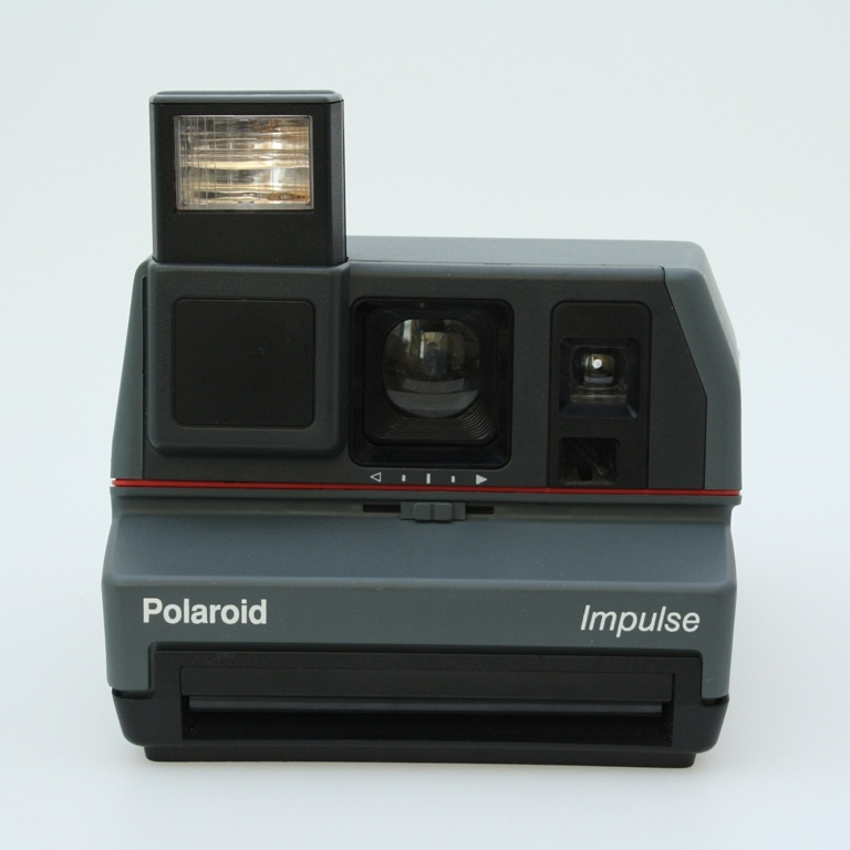Polaroid Impulse (Industrie- und Filmmuseum Wolfen CC BY-NC-SA)