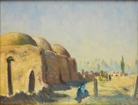 Friedhof in Kandahar, 27.X.1928