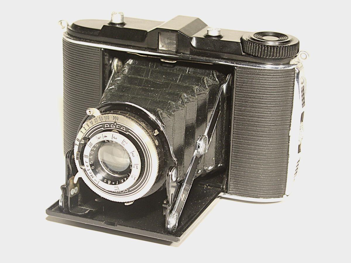 Rollfilmkamera
