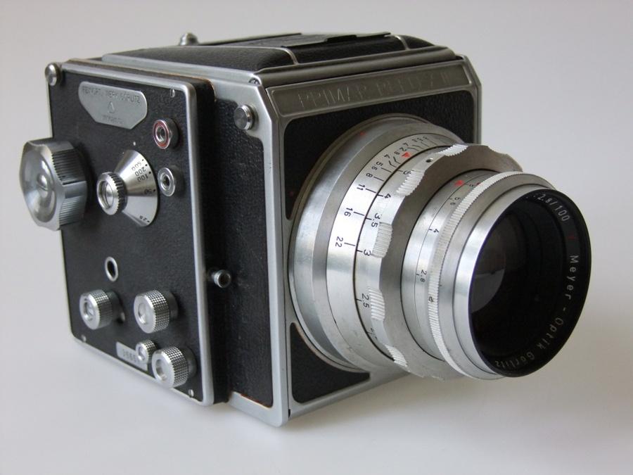 Fotoapparat Primar Reflex II