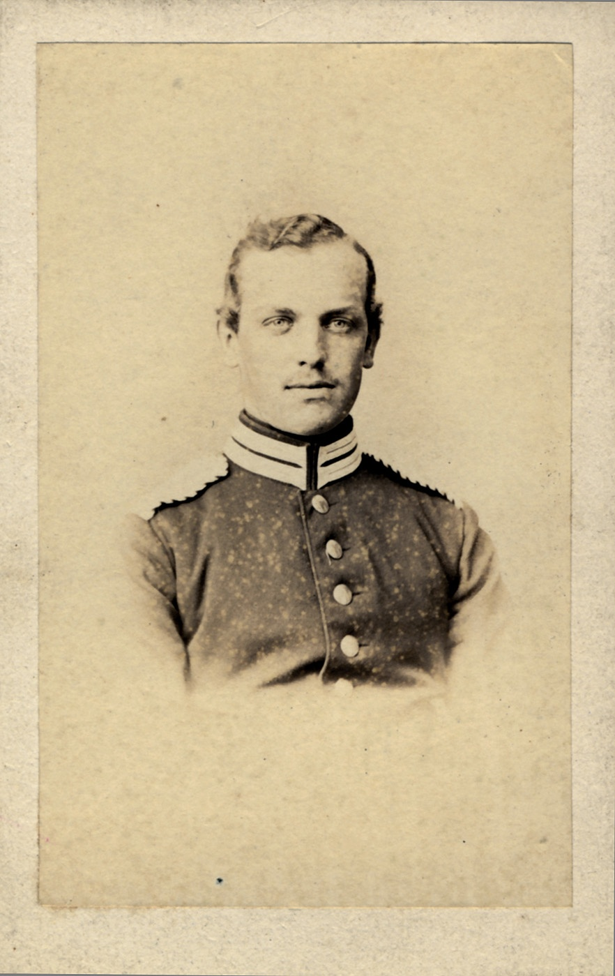 Porträtfoto Günther Ruhncke, 1862 (Museum Wolmirstedt RR-F)