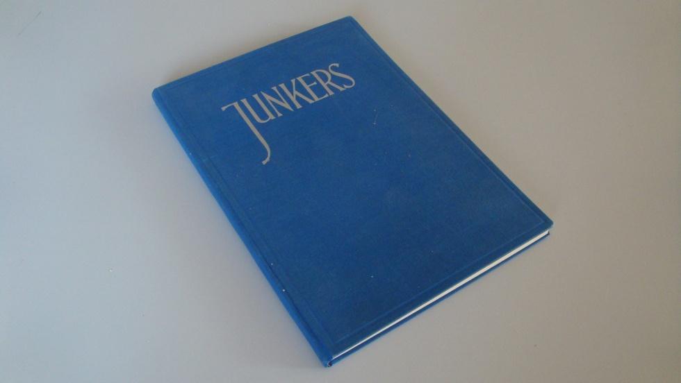 Festschrift Hugo Junkers zum 70. Geburtstag