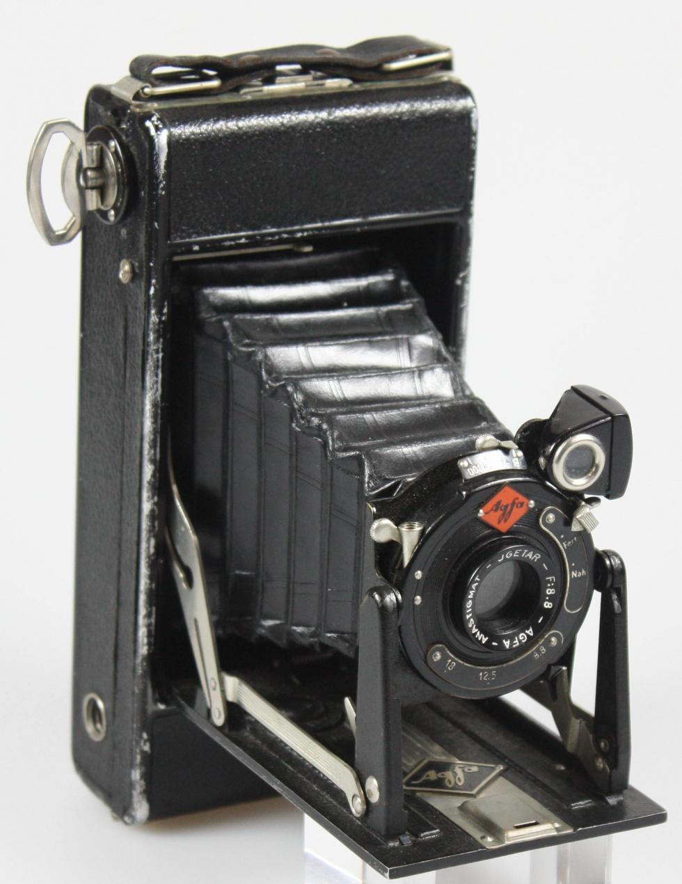 Kamera, Rollfilmkamera
