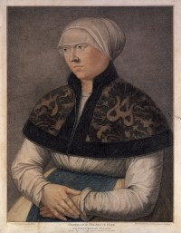 Portrait of Holbeins Wife