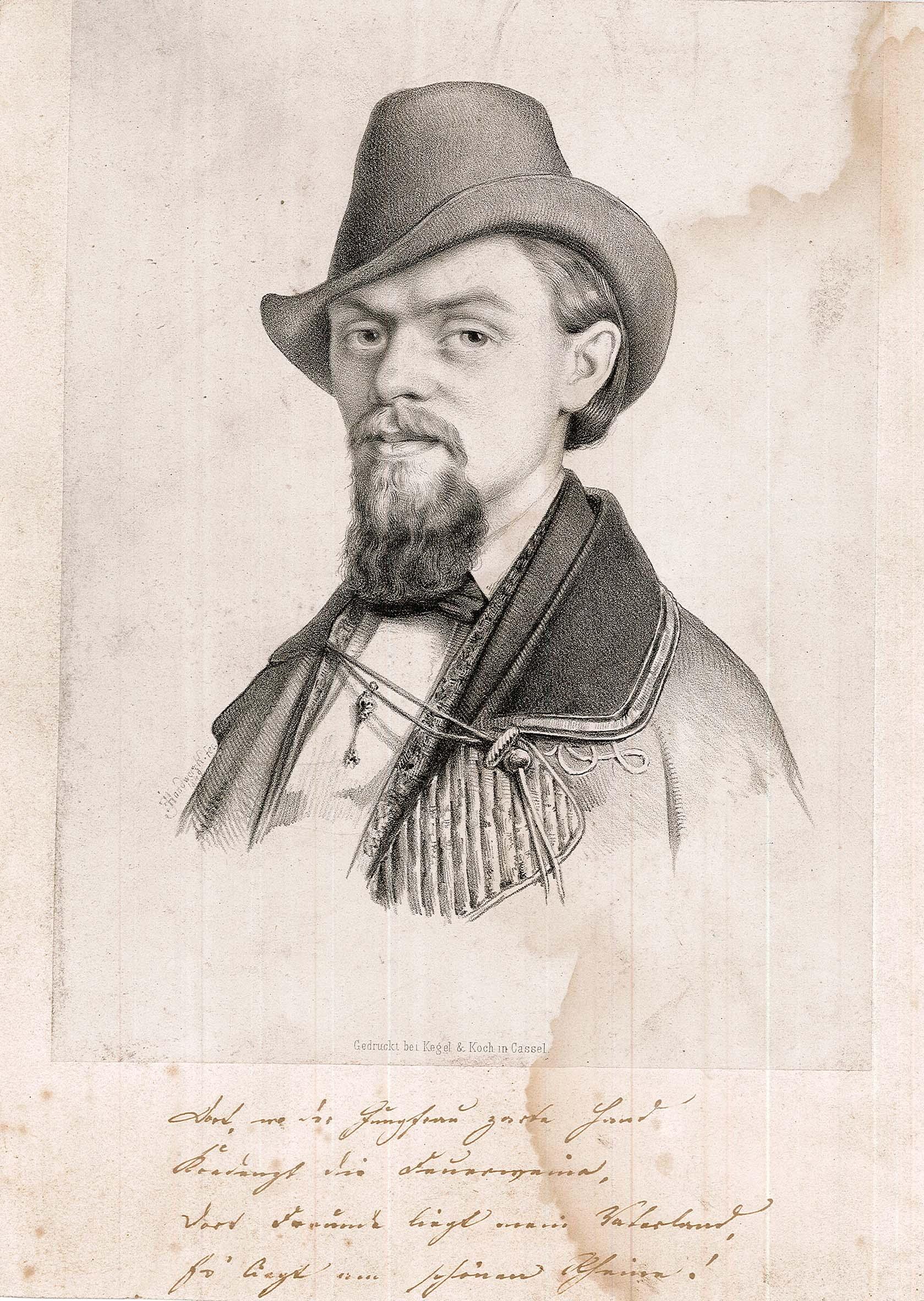 Museum wolmirstedt portr t eines jungen mannes mit bart for Koch mit bart