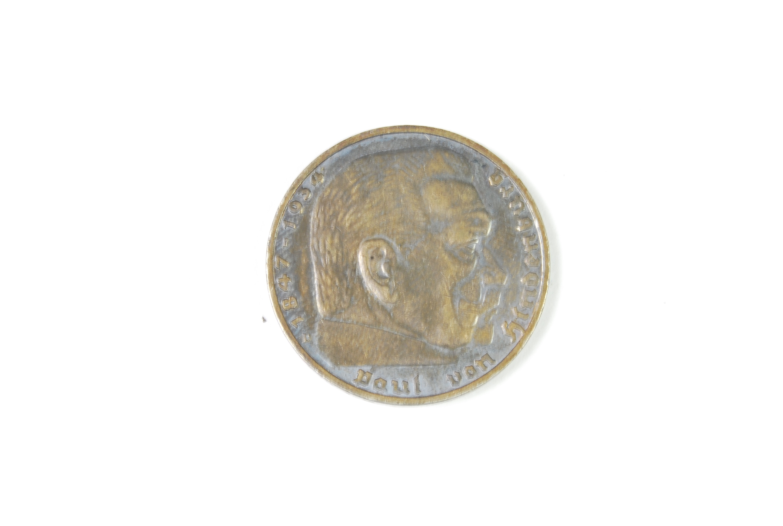 5 Reichsmark Silbermünze Paul Von Hindenburg Kulturhistorisches