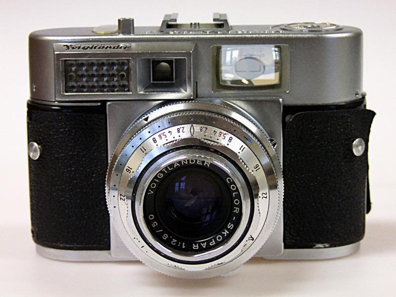 Kleinbild-Sucherkamera