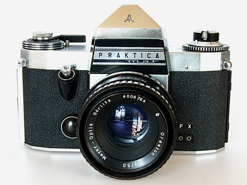 Praktica ltl matt s classic cameras