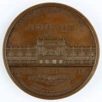 Medaille, German Exibition, 1891