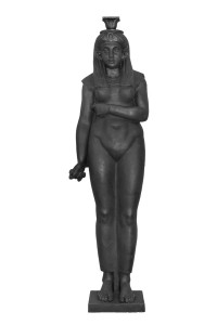 Isis-Statue