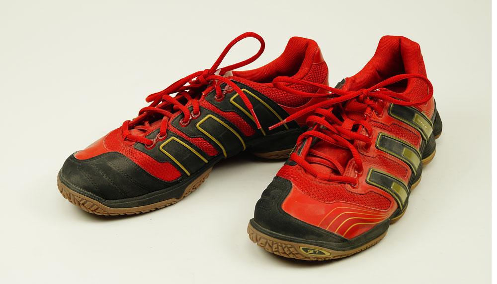 """Handballschuhe """"adidas Stabil 7"""" :: Museum Weißenfels"""