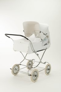 Panorama-Kinderwagen 1981 Export