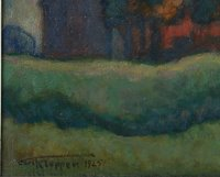 """Herbstliche Harzlandschaft, 1925  Provenance/Rights:  Harzmuseum Wernigerode (CC BY-NC-SA)"