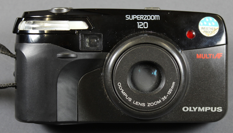 Kamera, Olympus Multi AF