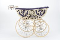 Naether Luxus-Kinderwagen 1904 Modell 3720