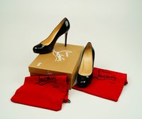 """New Simple Pump 120 Patent Calf"", Christian Louboutin, Gr. 38 1/2 ..."