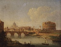 Ponte S. Angelo in Rom