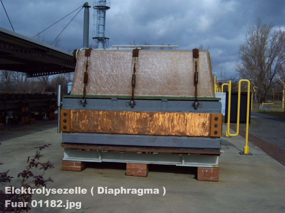 deutsches chemie museum diaphragmazelle museum. Black Bedroom Furniture Sets. Home Design Ideas